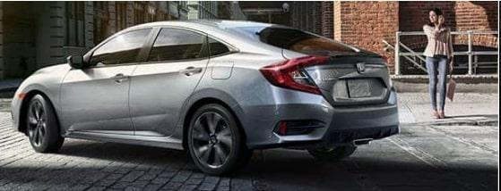 2019 Honda Civic for Sale in Sacramento image