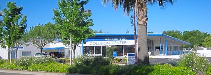 Collision Center Information at Mel Rapton Honda