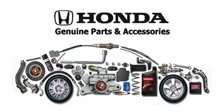 Genuine Honda Parts in Sacramento, CA
