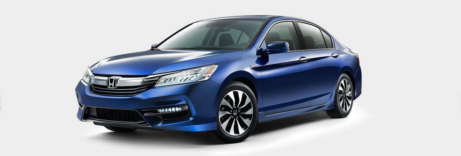 2017 Honda Accord Blue