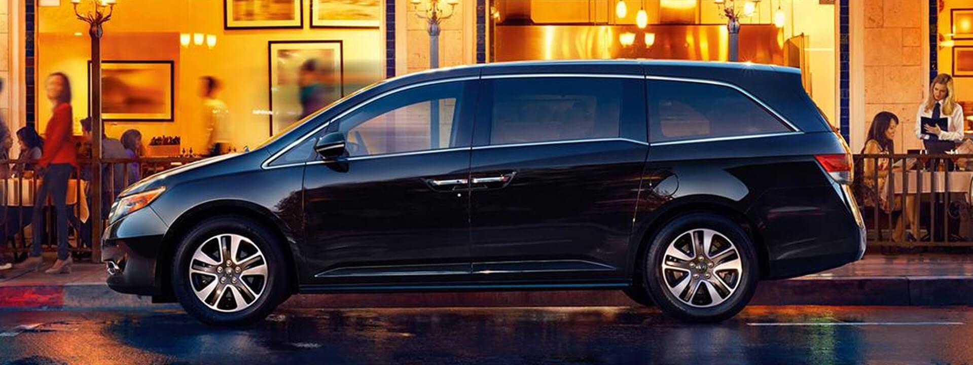 2017 Honda Odyssey image