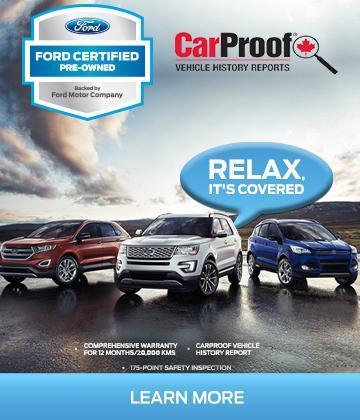 Ford Home CPO