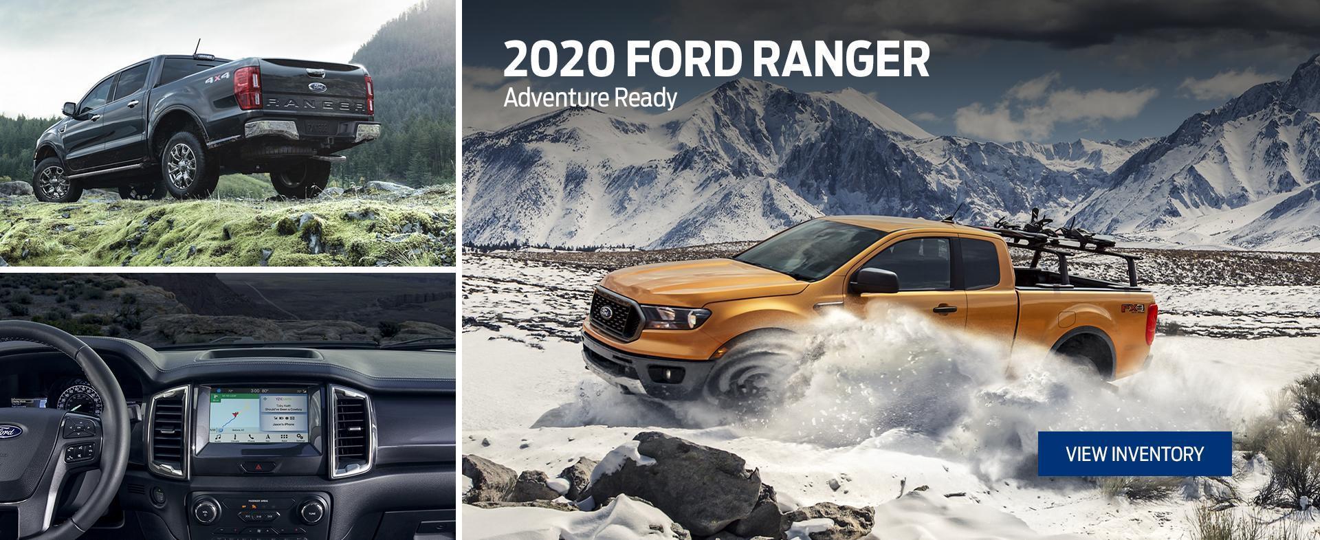 Ford Home 2020 Ranger