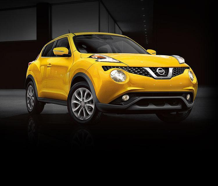 New Nissan Murano Yellow