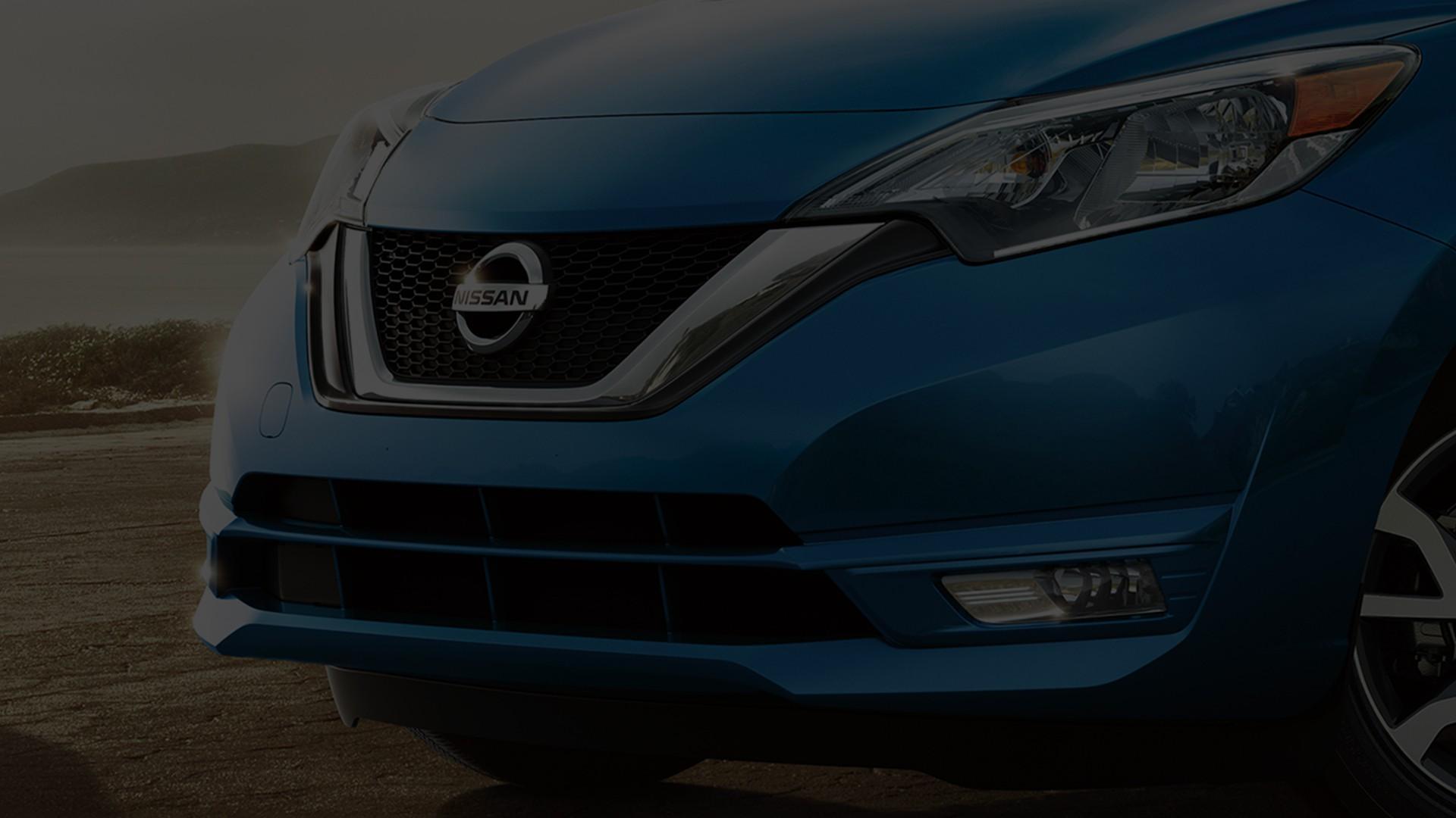 New Nissan Blue