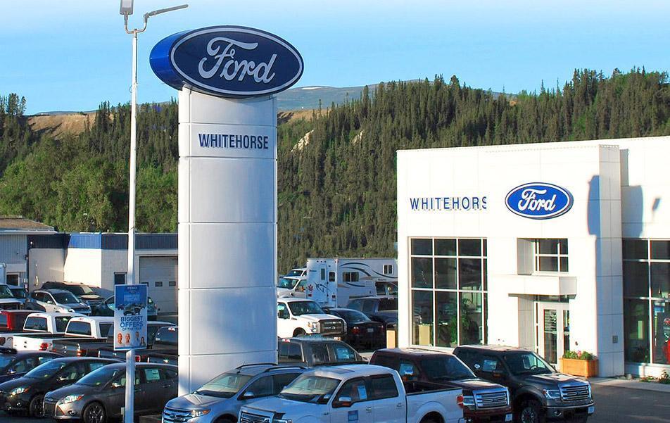 New Used Ford Cars Trucks Suvs Dealership In Whitehorse Yt