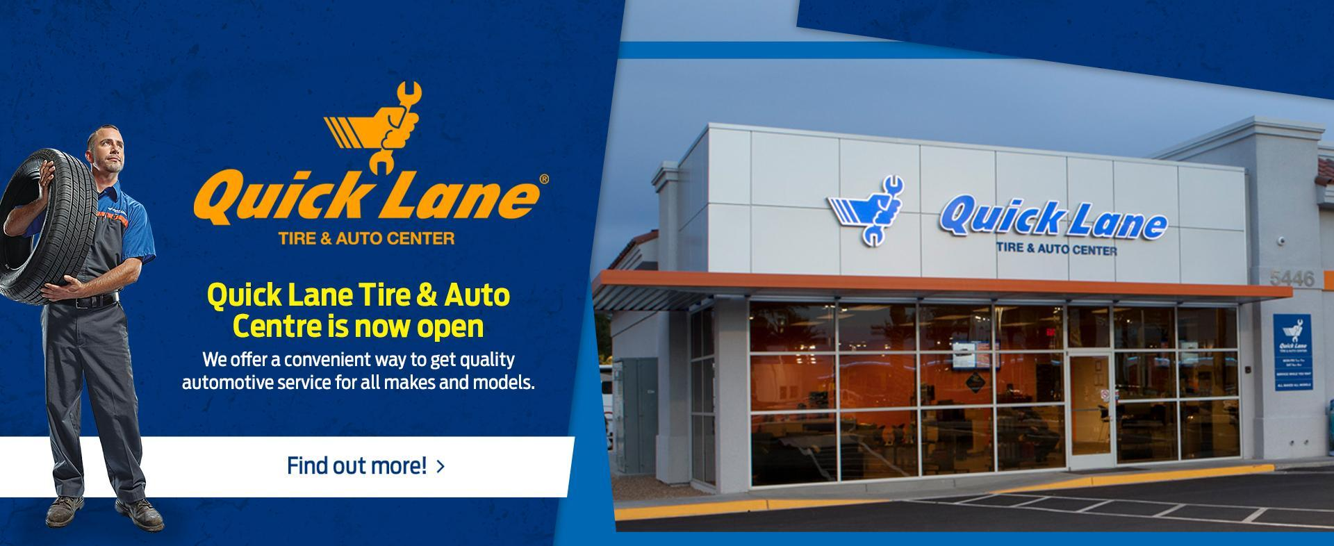 Ford Home QuickLane