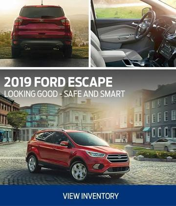 Ford Home 2019 Escape