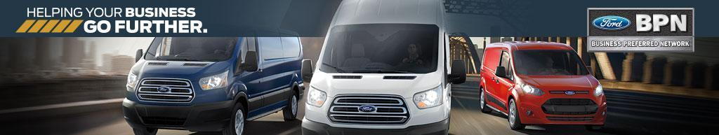 Ford Business Preferred and Fleet image