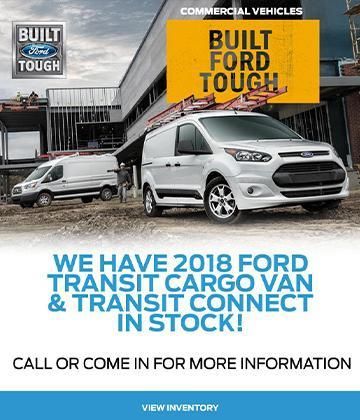 Ford Home Transit Connect