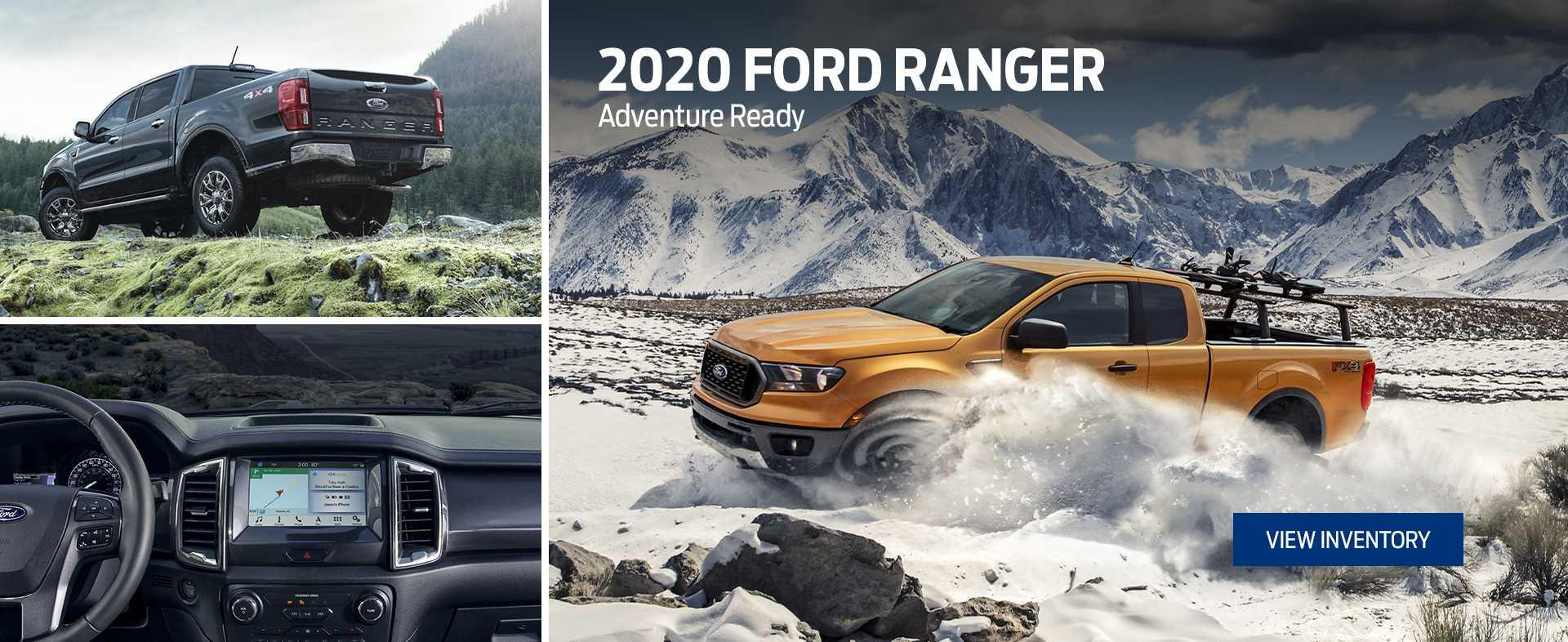 Ford Home 2020 Ranger