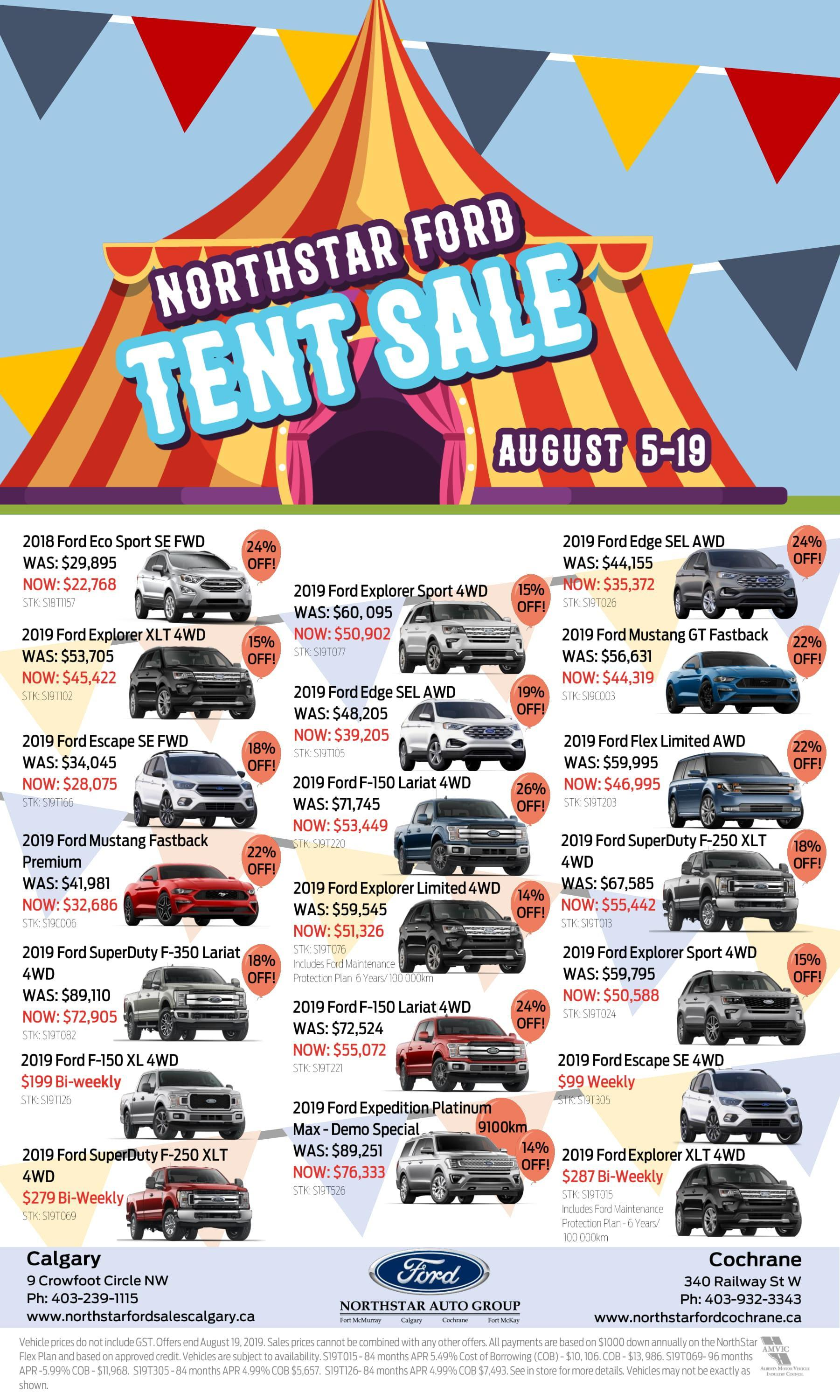 Ford Northstar Ford Special Offers image