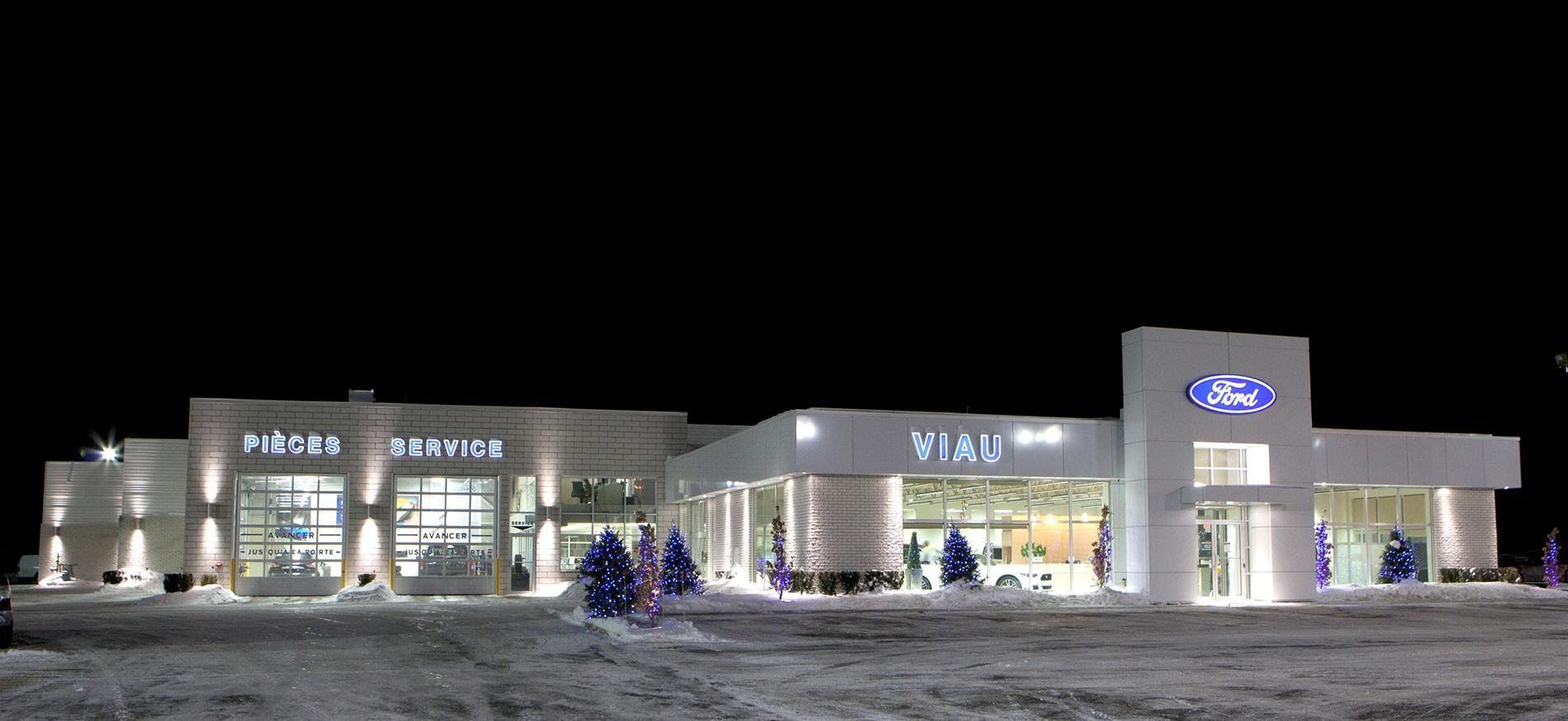 Viau Ford dealership