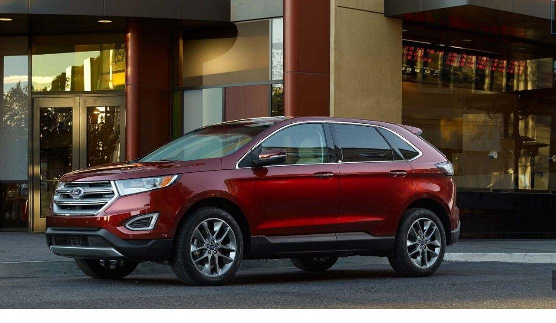 Compare the Ford Edge & Escape