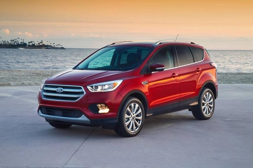 2018 Ford Escape Trim Levels