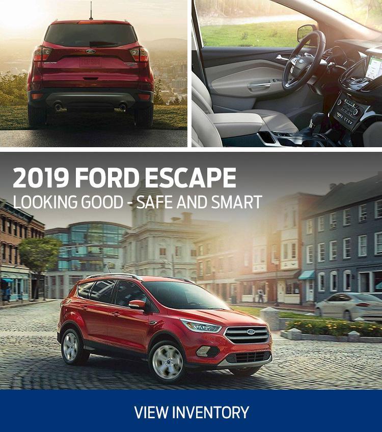 2019 Escape Clarenville Ford