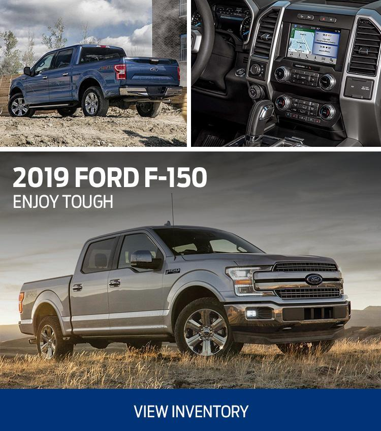 2019 F-150 Clarenville Ford