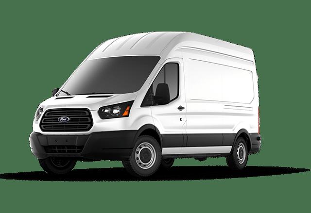 2017 Transit Vanwagon