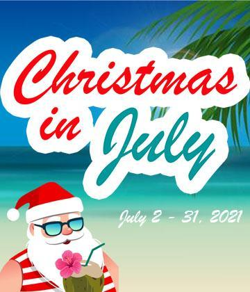 CHRISTMAS IN JULY MOBILE