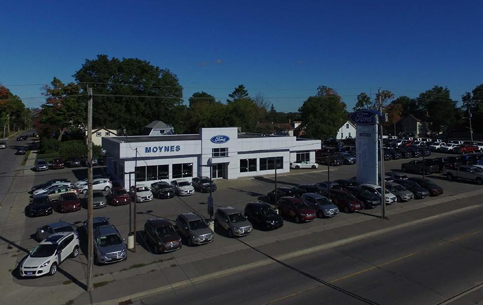 Ford dealership