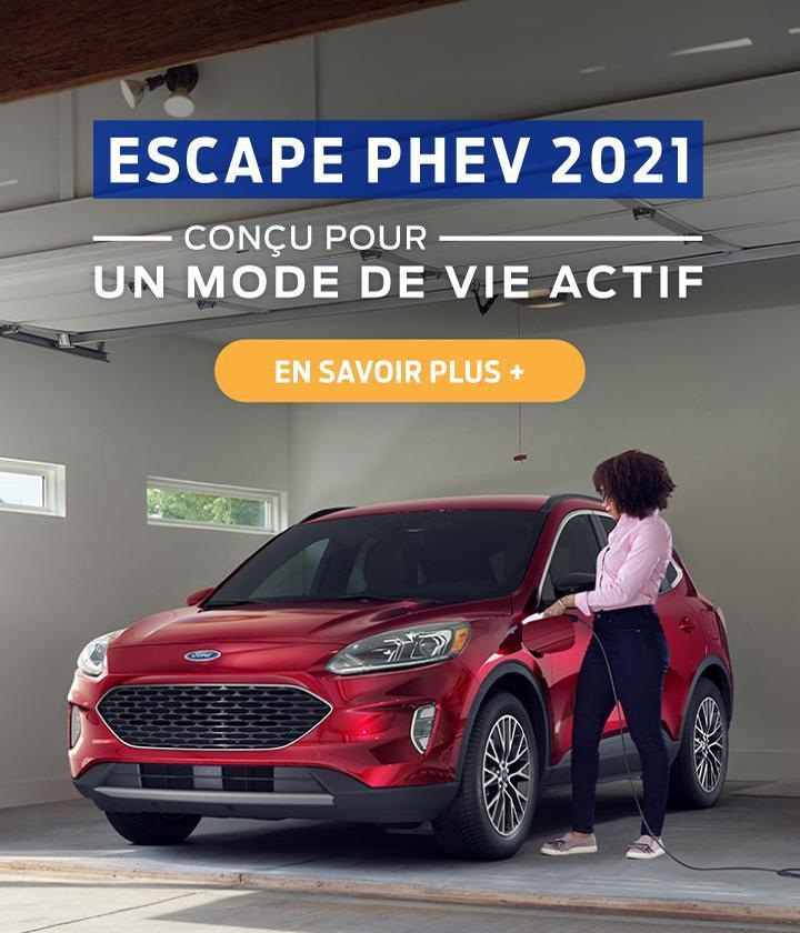 Escape PHEV 2021