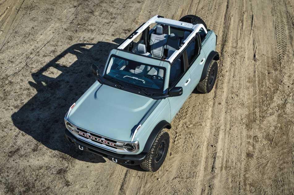 Bronco 2021