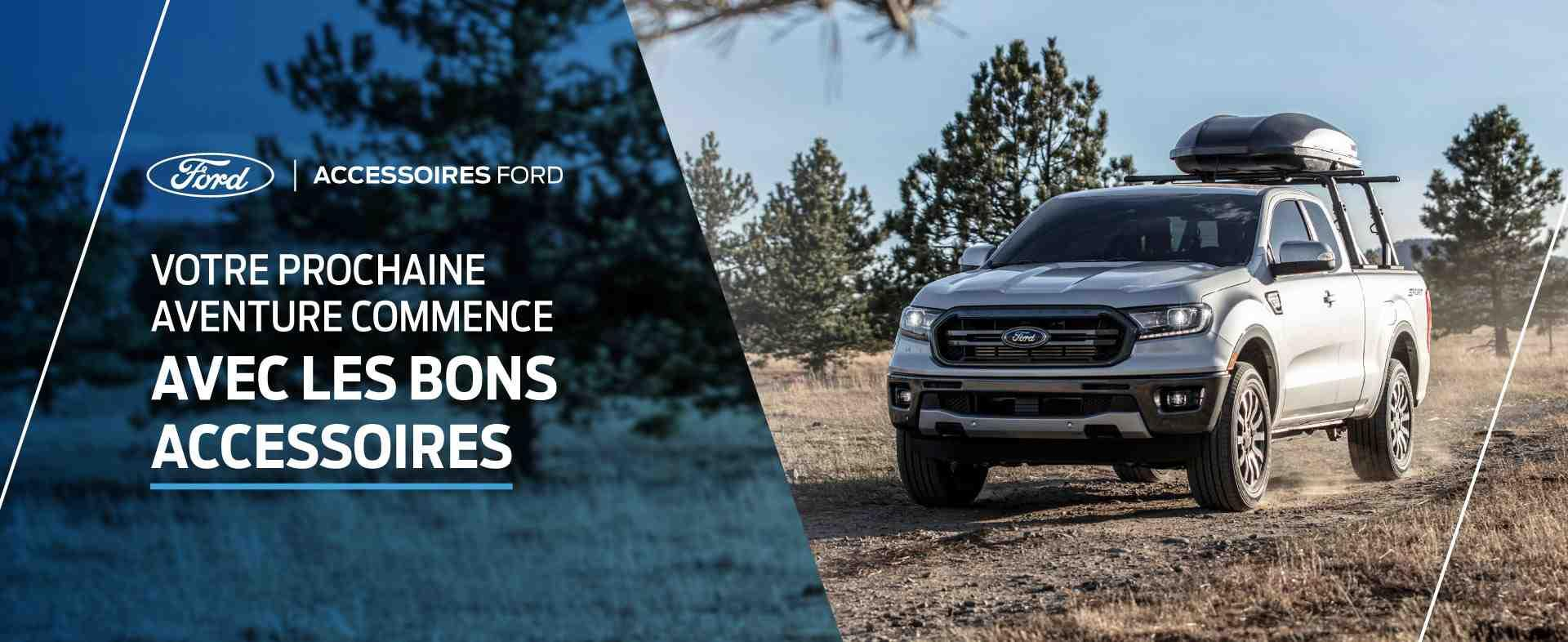 Accessoires Ford