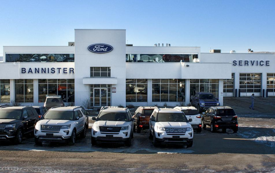 New & Used Ford Cars, Trucks & SUVs Dealership in Dawson
