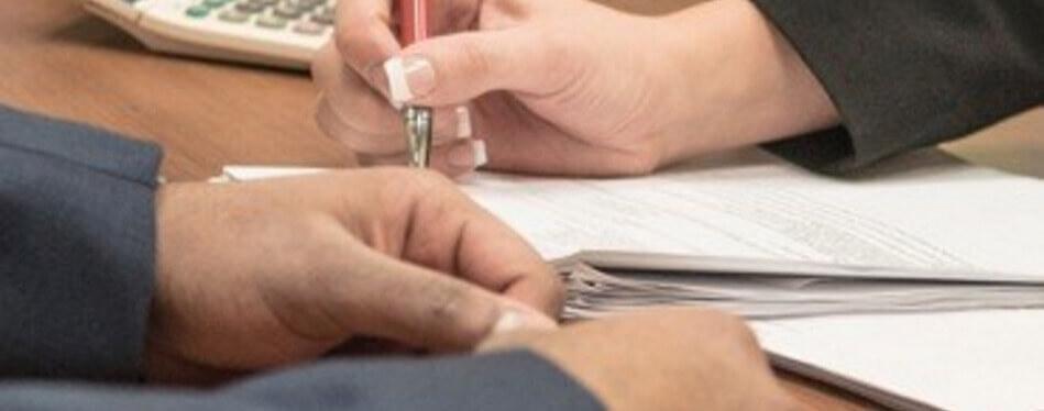 finance paperwork