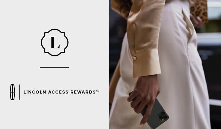 Lincoln Access Rewards