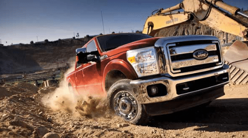 2016 Ford Truck Models