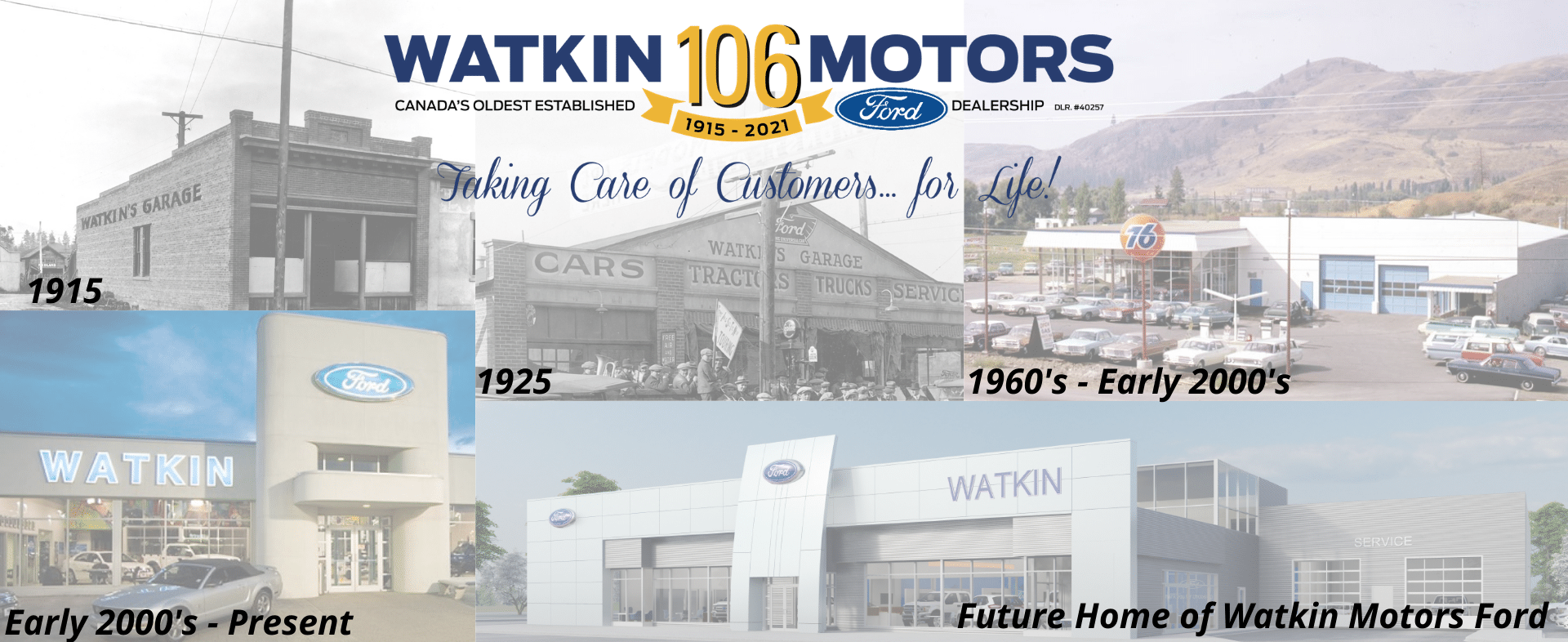 History Of Dealerships