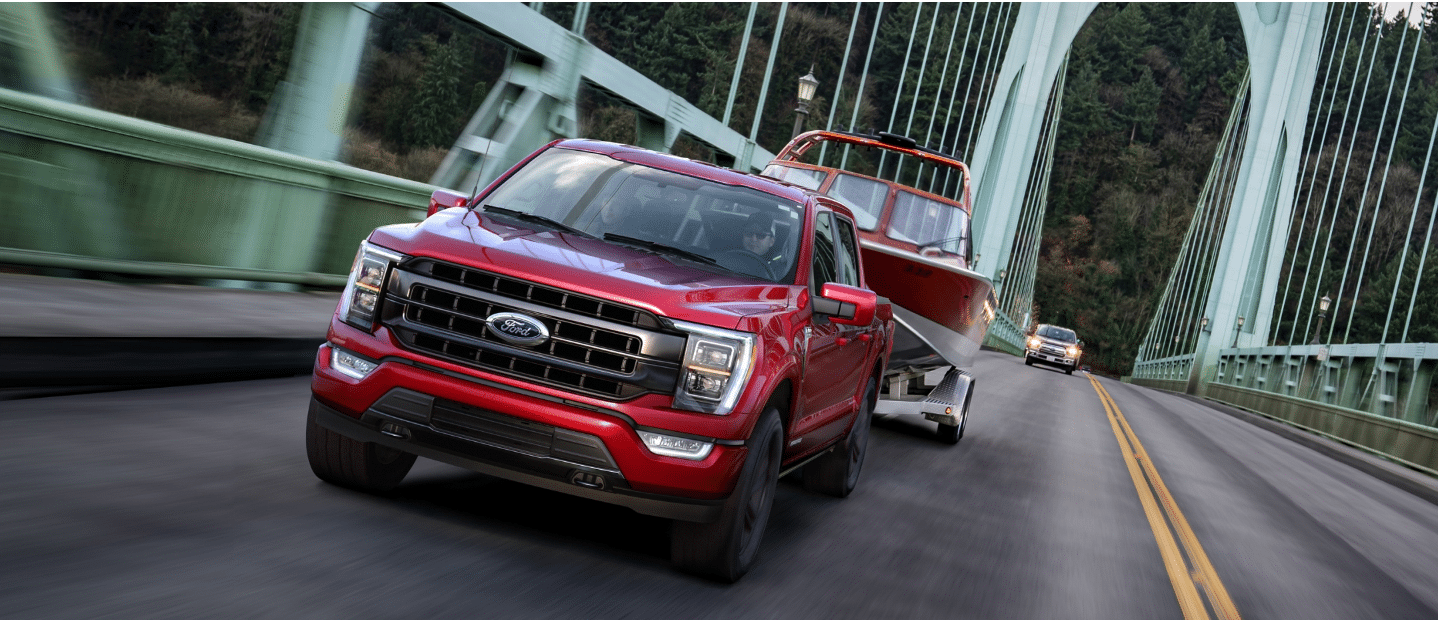 Ford Pre Order your 2021 F-150 image