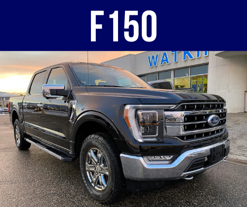 Commercial & Fleet Ford F-150