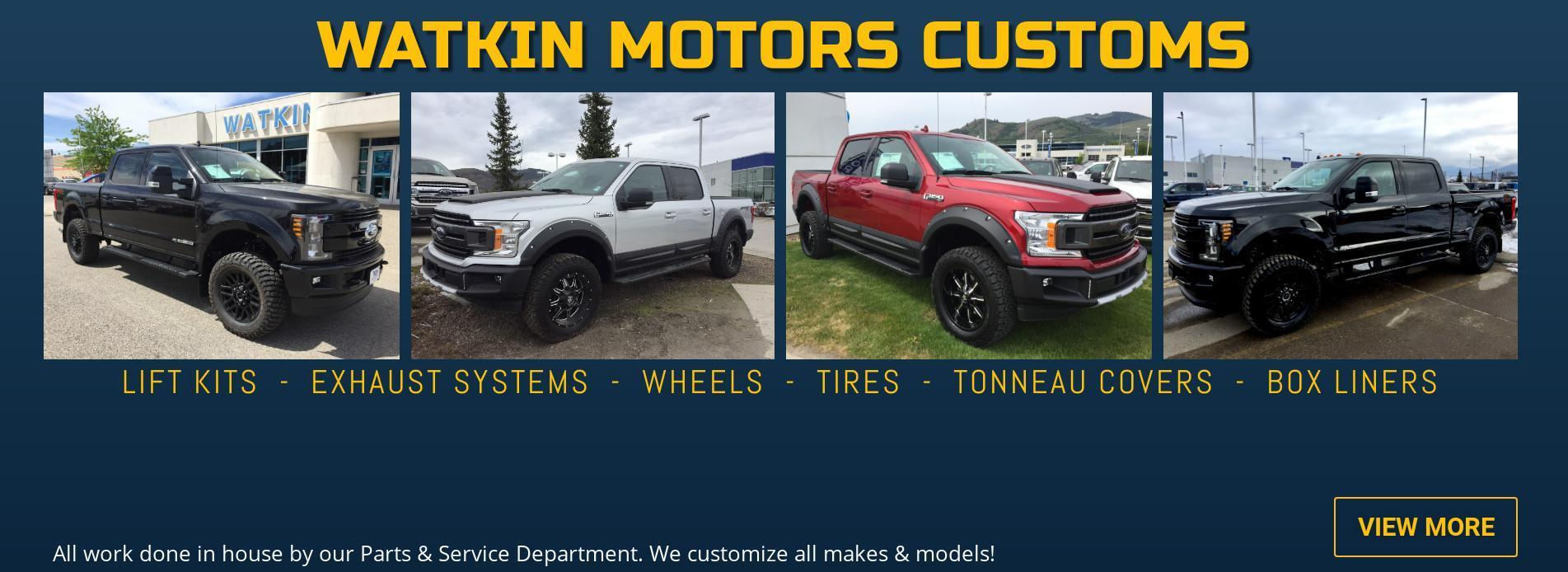 New & Used Ford Cars, Trucks & SUVs Dealership in Vernon, BC