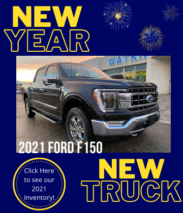 New Year New Truck