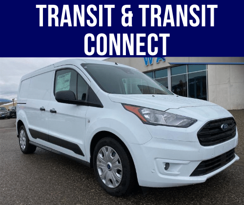 Commercial & Small Business Ford Transit and Transit Connect