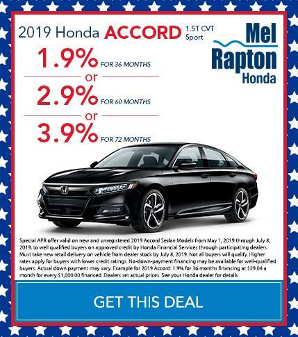 Accord Finance Offers