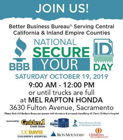 National Secure Your ID Day