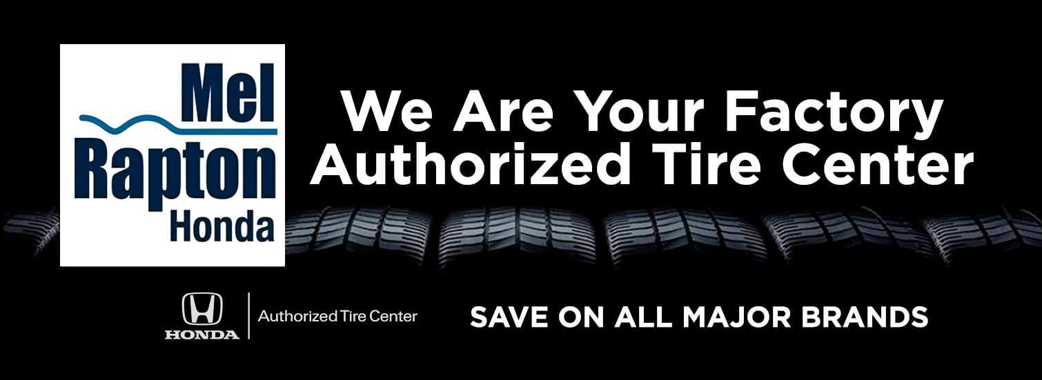 Authorized Tire Center