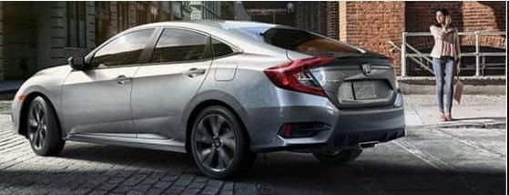 2019 Honda Civic for Sale in Sacramento