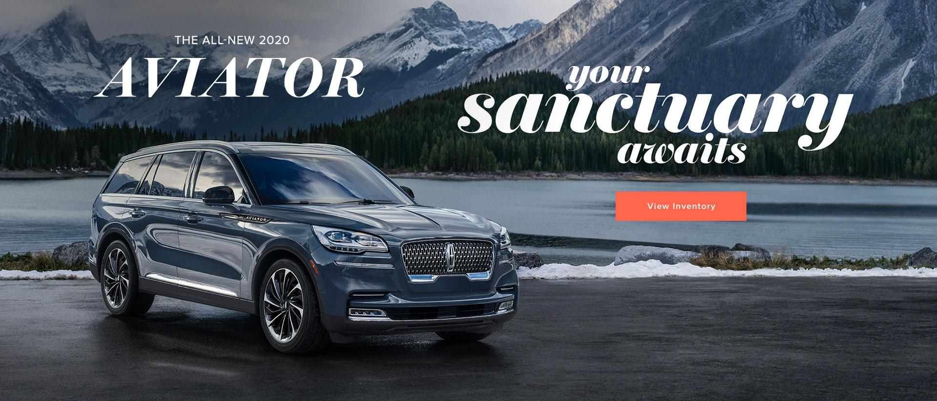 Your Sanctuary Awaits | The All-New 2020 Lincoln Aviator | Lincoln of Canada