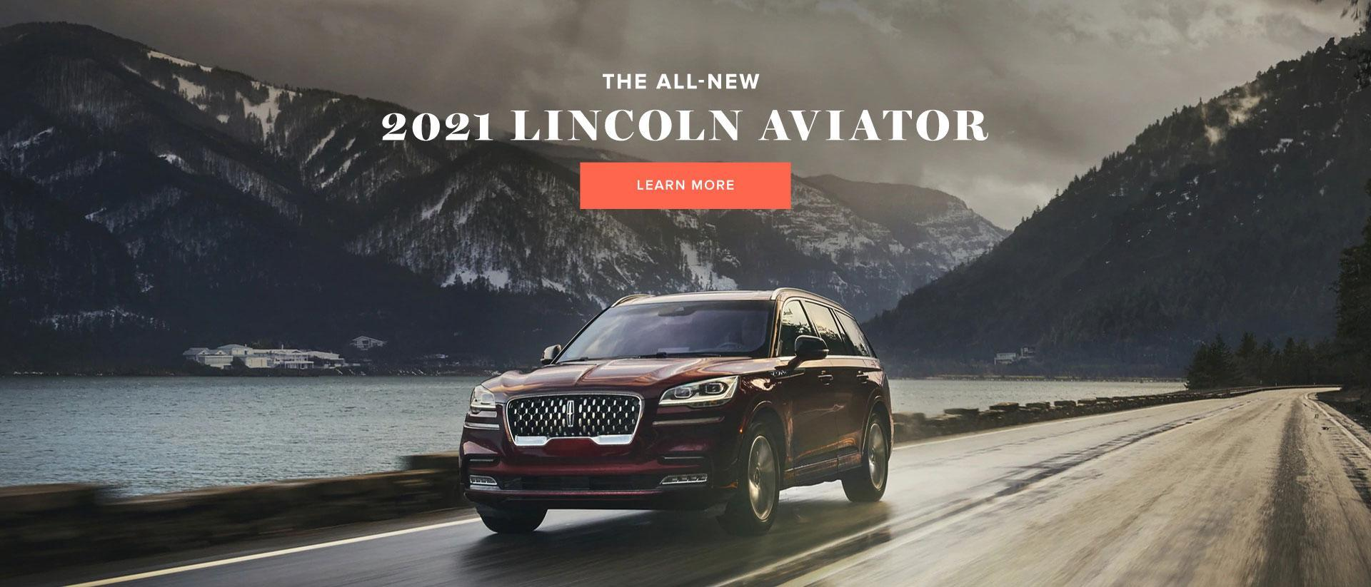 2021 Lincoln Aviator | Lincoln of Canada