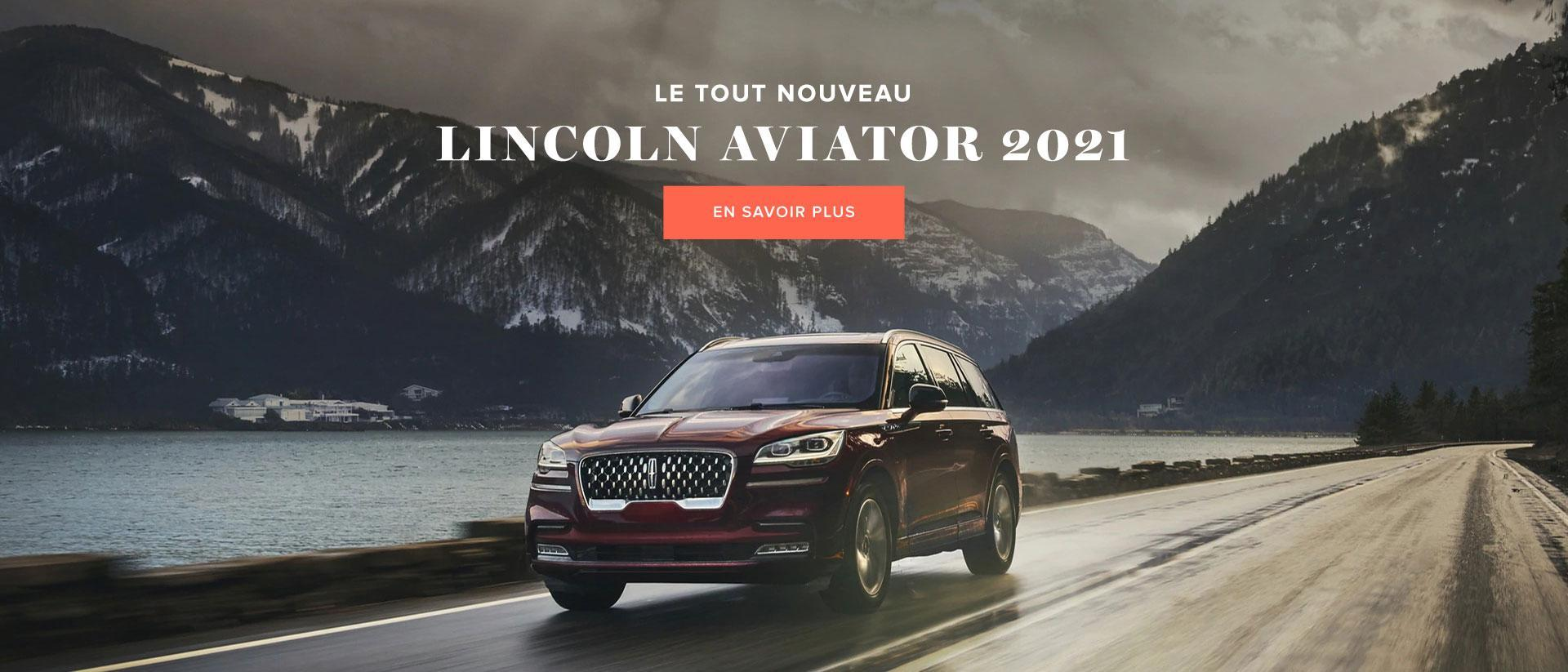 Lincoln Aviator 2021 | Lincoln of Canada