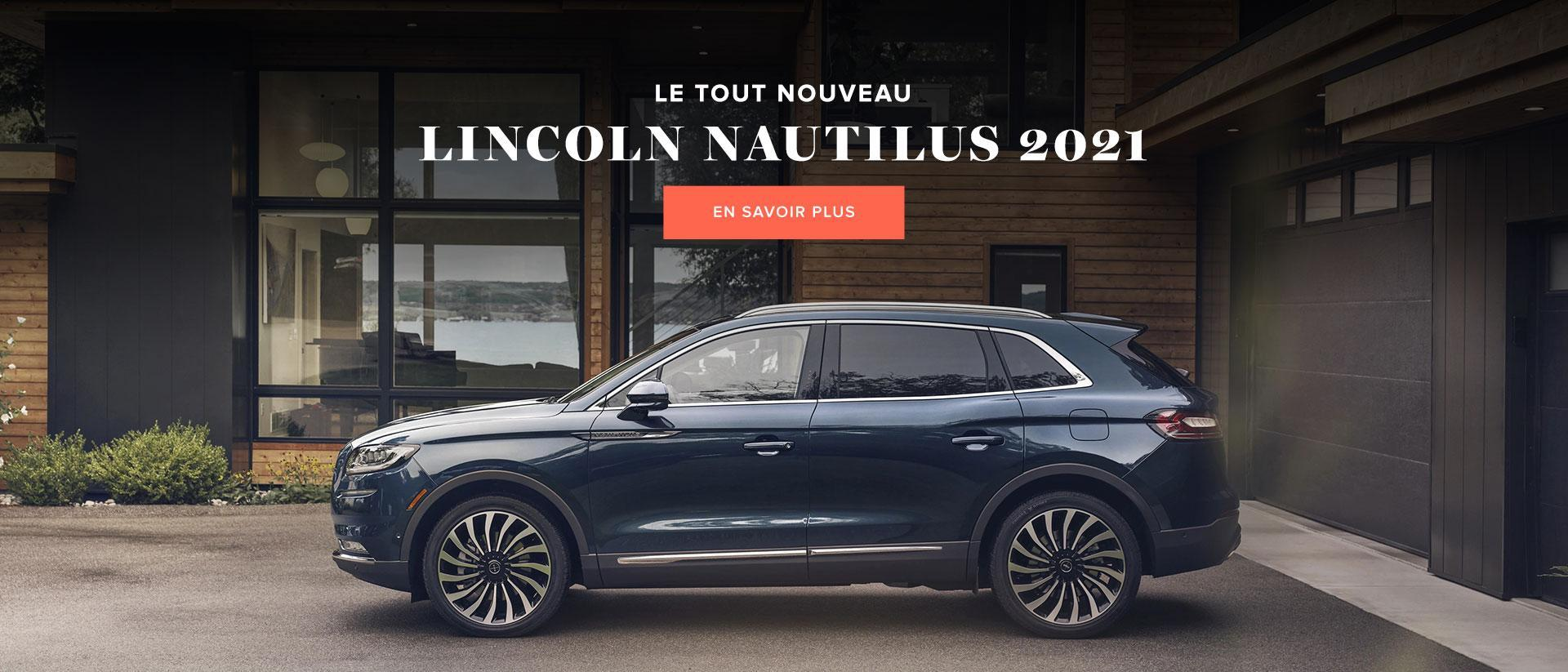 Lincoln Nautilus 2021 | Lincoln of Canada