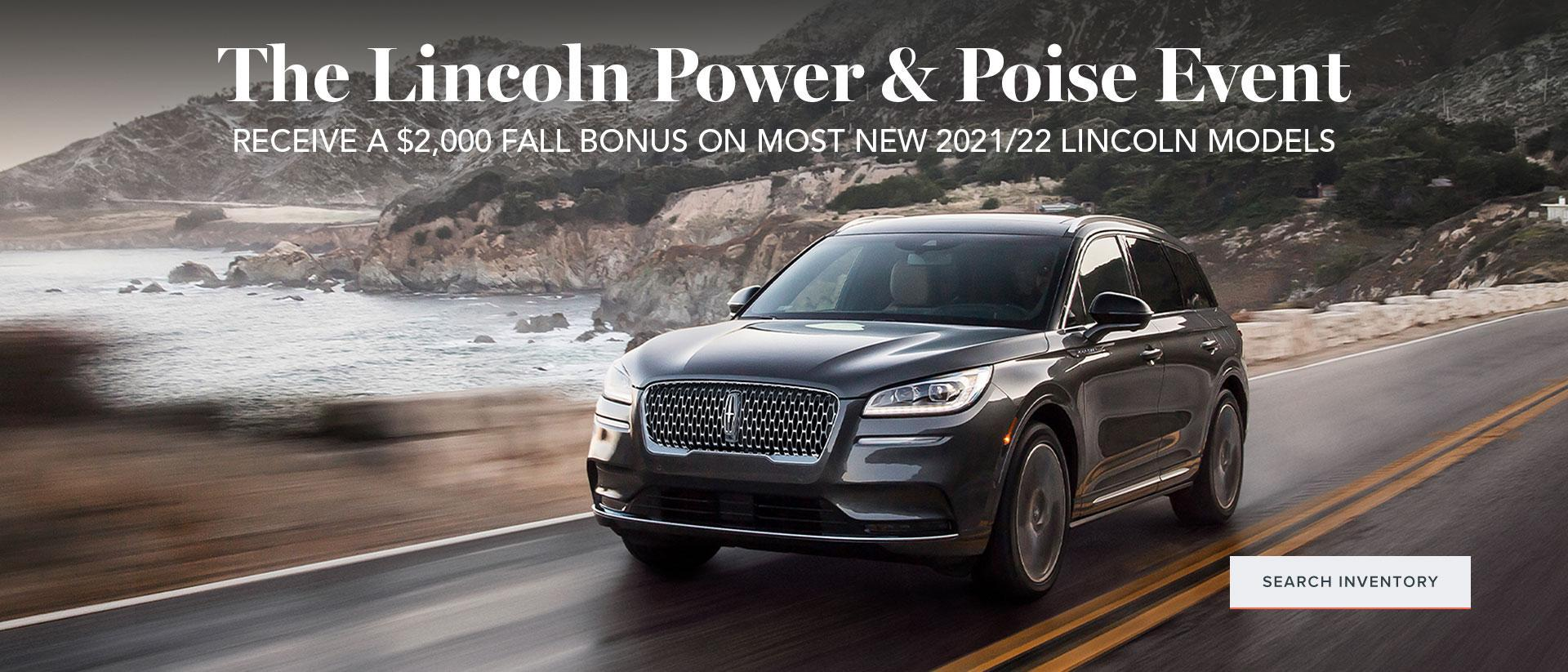 The Lincoln Power and Poise Event | Lincoln of Canada