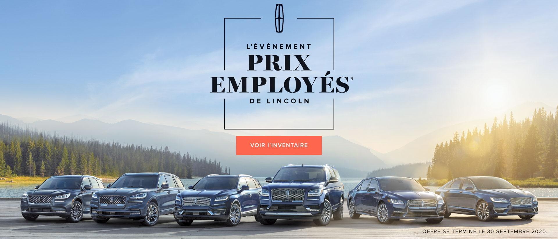 FORD EMPLOYEE PRICING IS BACK | FORD OF CANADA