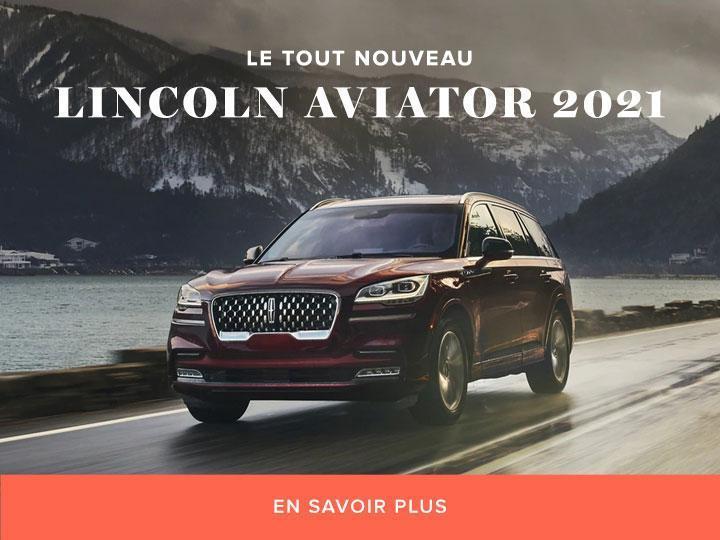 Lincoln Aviator 2021 | Lincoln de Canada