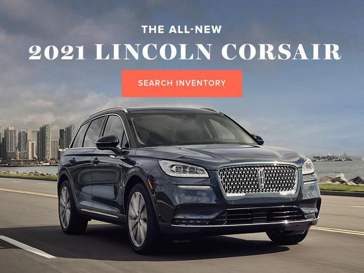 2021 Lincoln Corsair | Lincoln of Canada