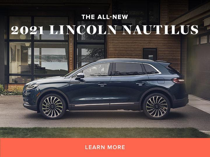 2021 Lincoln Nautilus | Lincoln of Canada